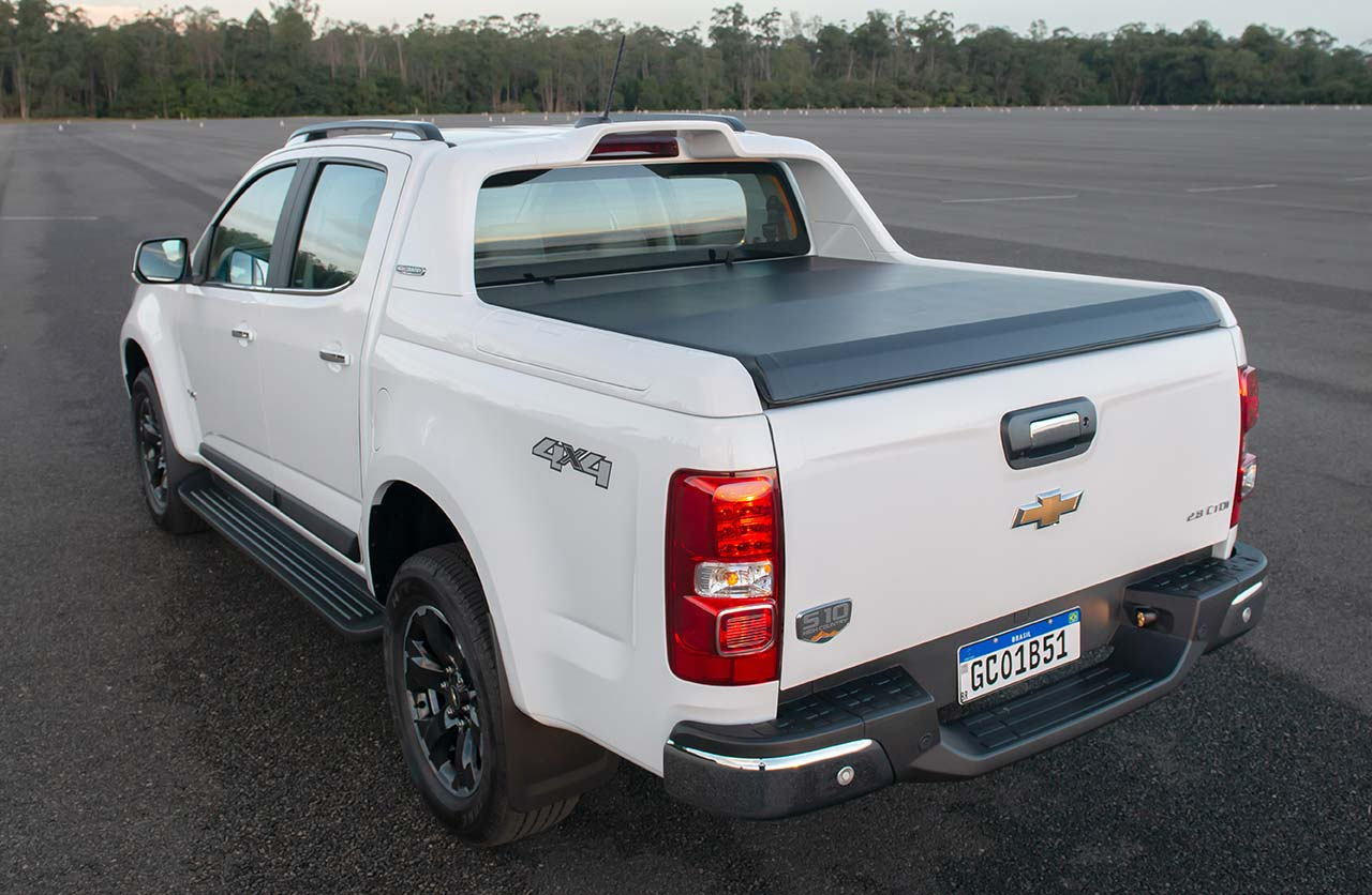 Nueva Chevrolet S10 2021 High Country