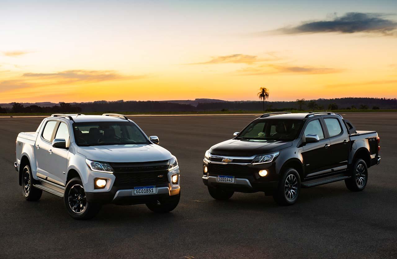 Nueva Chevrolet S10 2021 (High Country y LTZ)