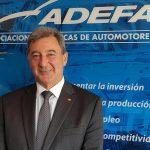 Daniel Herrero de Toyota asumió la presidencia de ADEFA