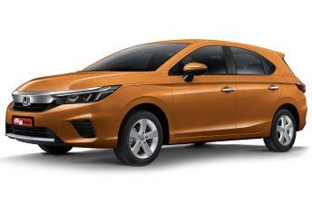 Anticipan el nuevo Honda City hatchback
