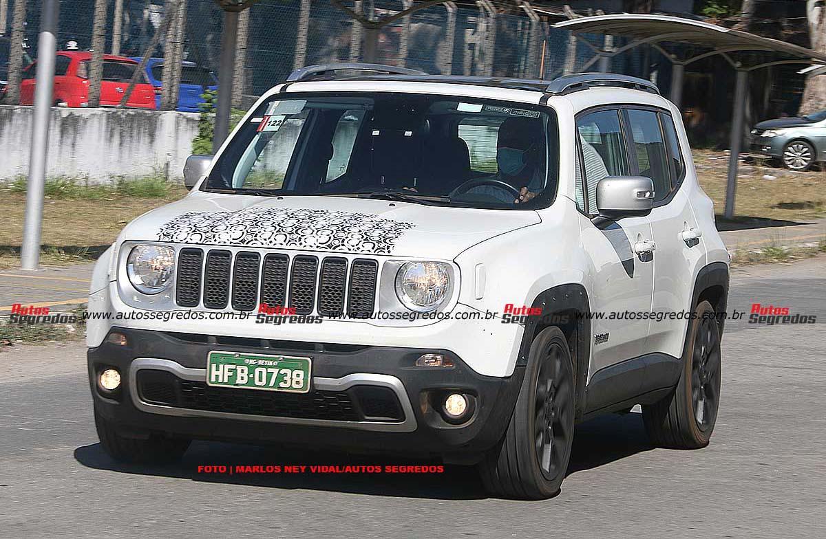 Jeep Renegade motor turbo