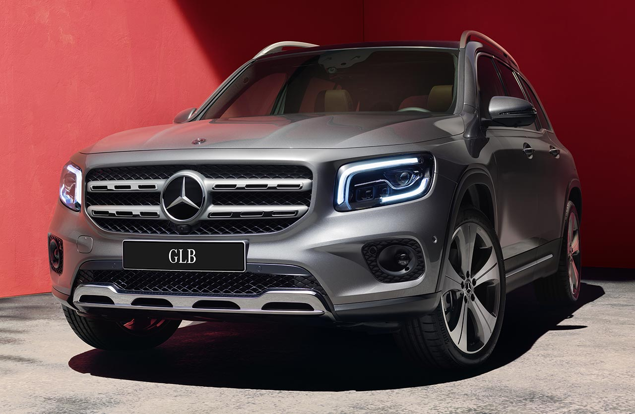 Nuevo Mercedes-Benz GLB