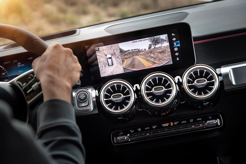 Interior Mercedes-Benz GLB