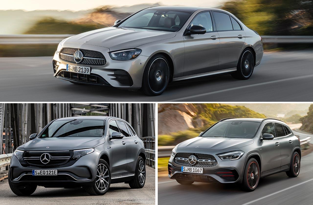 Los futuros Mercedes-Benz para Argentina