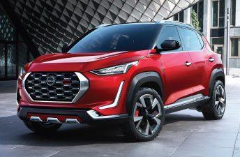 Magnite, el nuevo SUV de Nissan