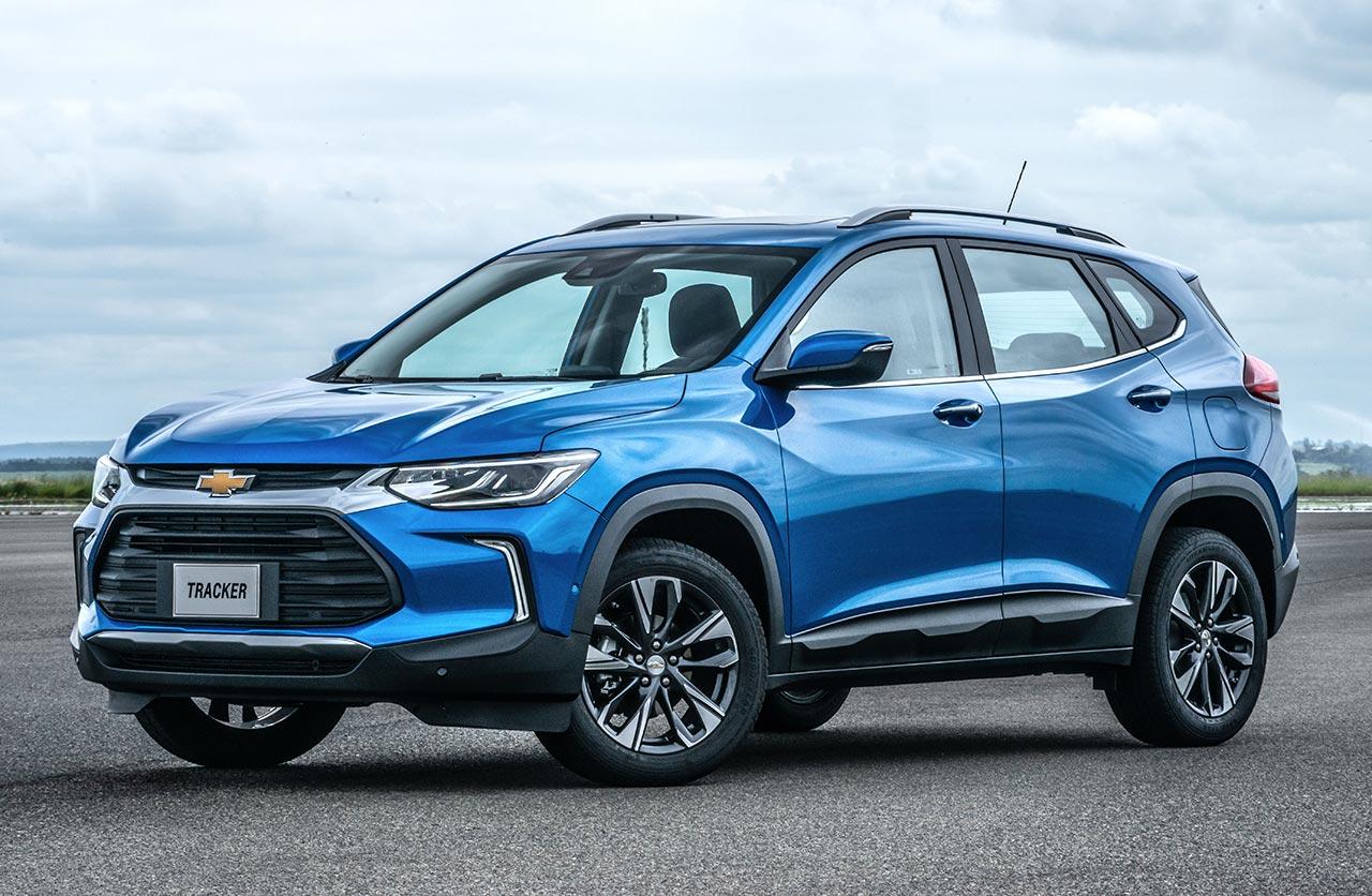 Chevrolet lanzó la nueva Tracker en Argentina
