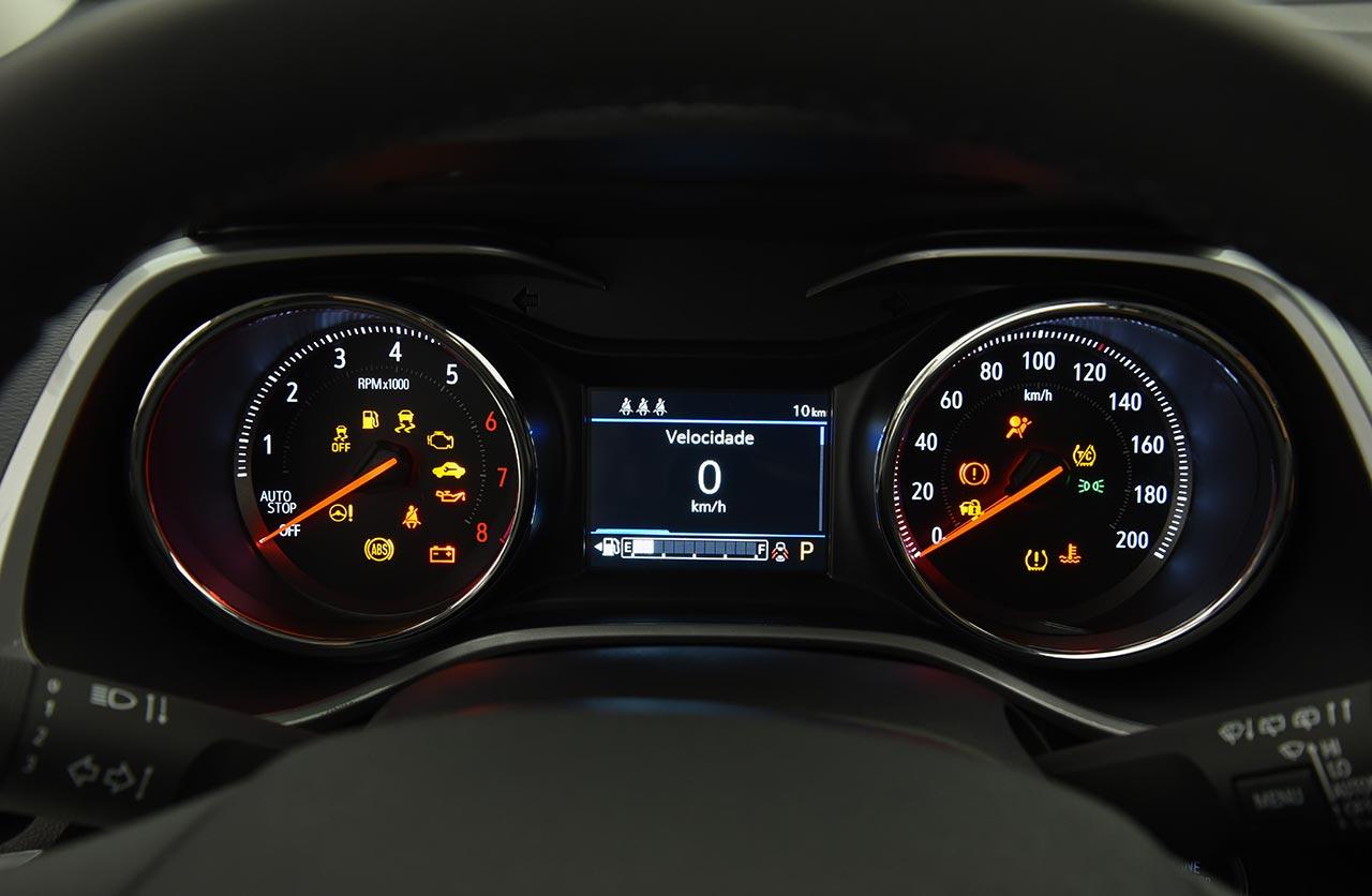 Tablero Nueva Chevrolet Tracker