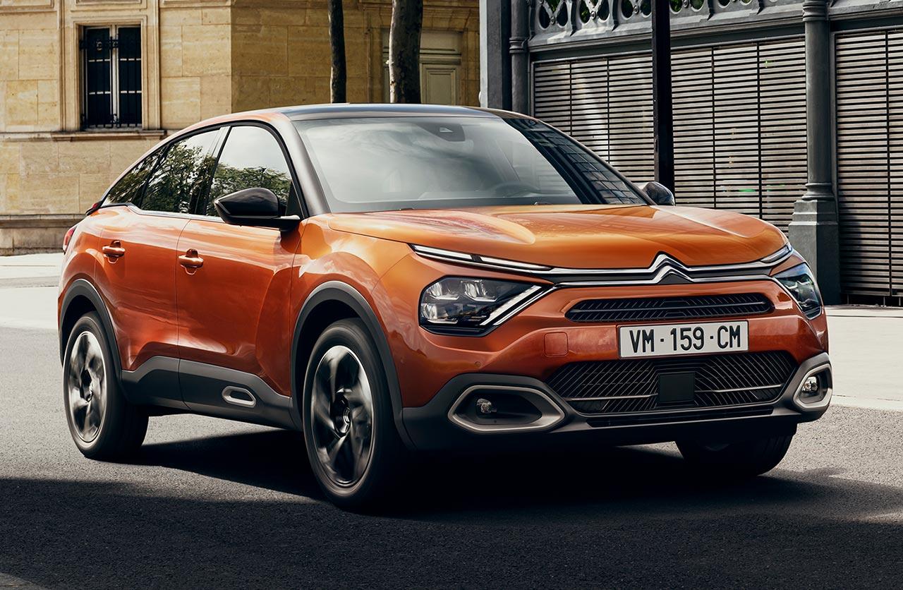 La nueva era del Citroën C4