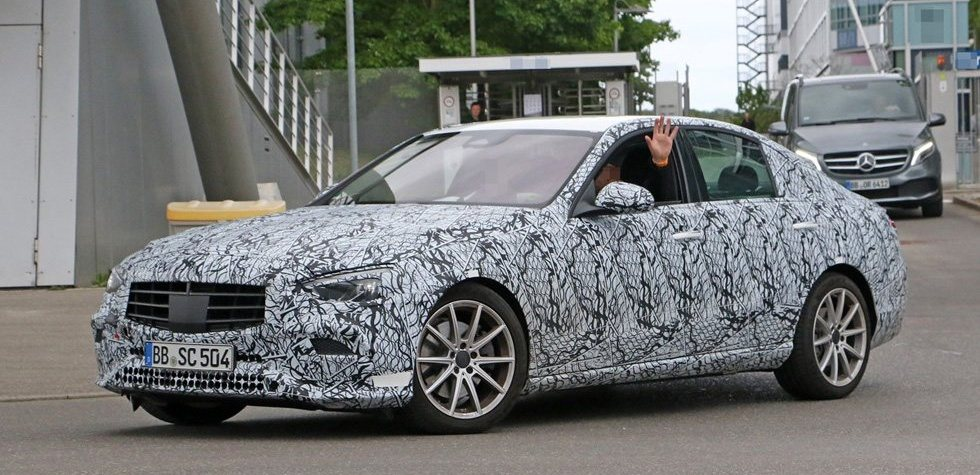 Nuevo Mercedes-Benz Clase C