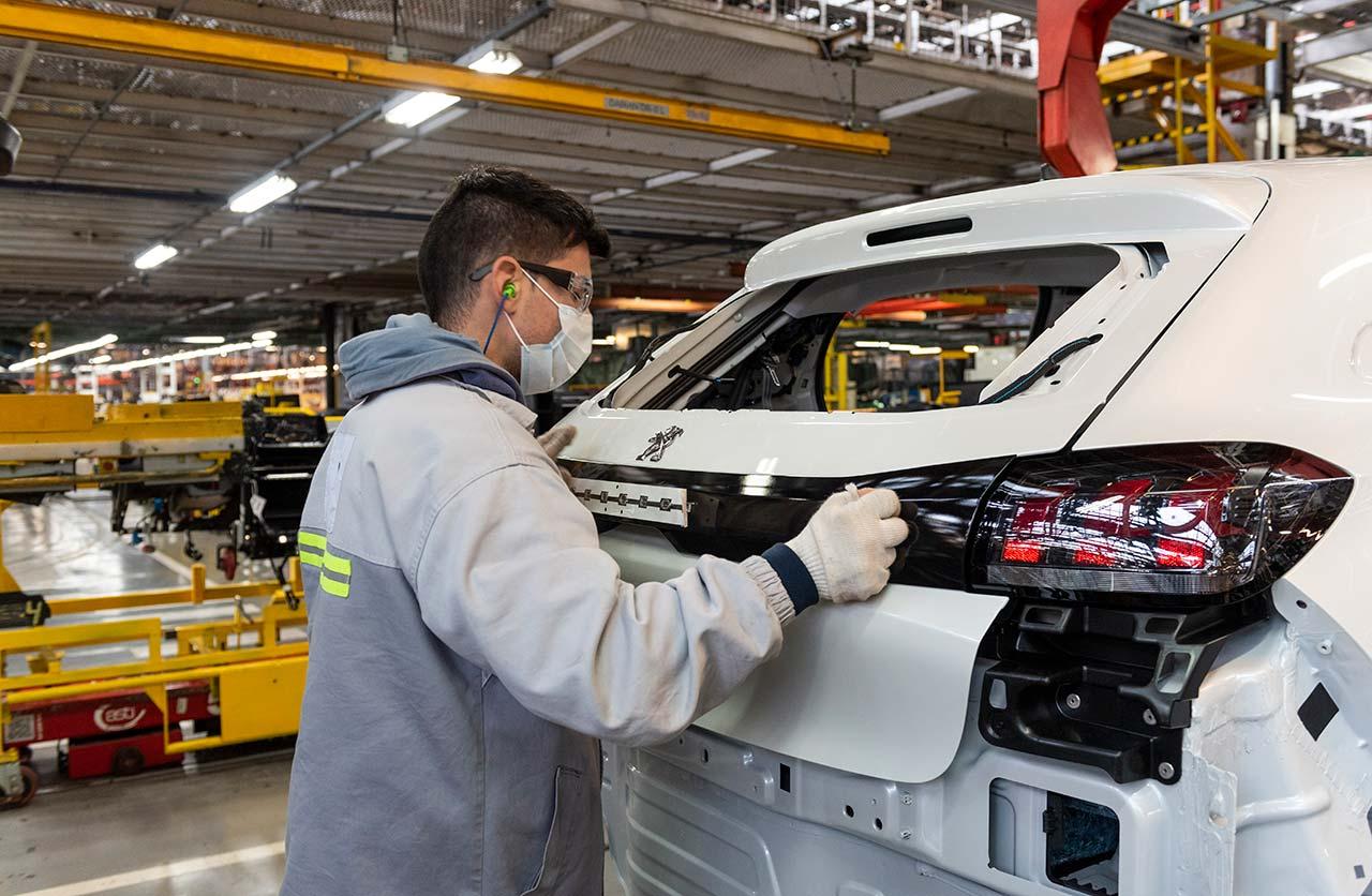 Nuevo Peugeot 208 argentino