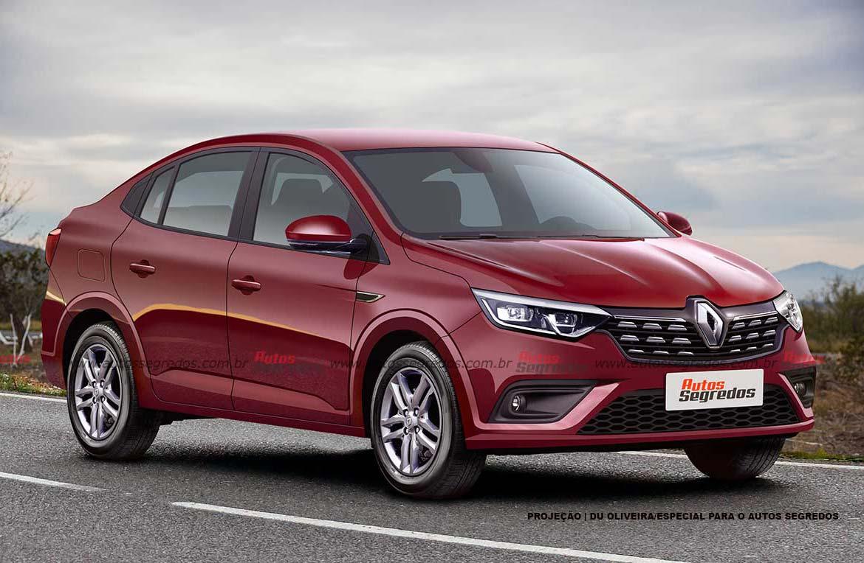 Así sería el próximo Renault Logan