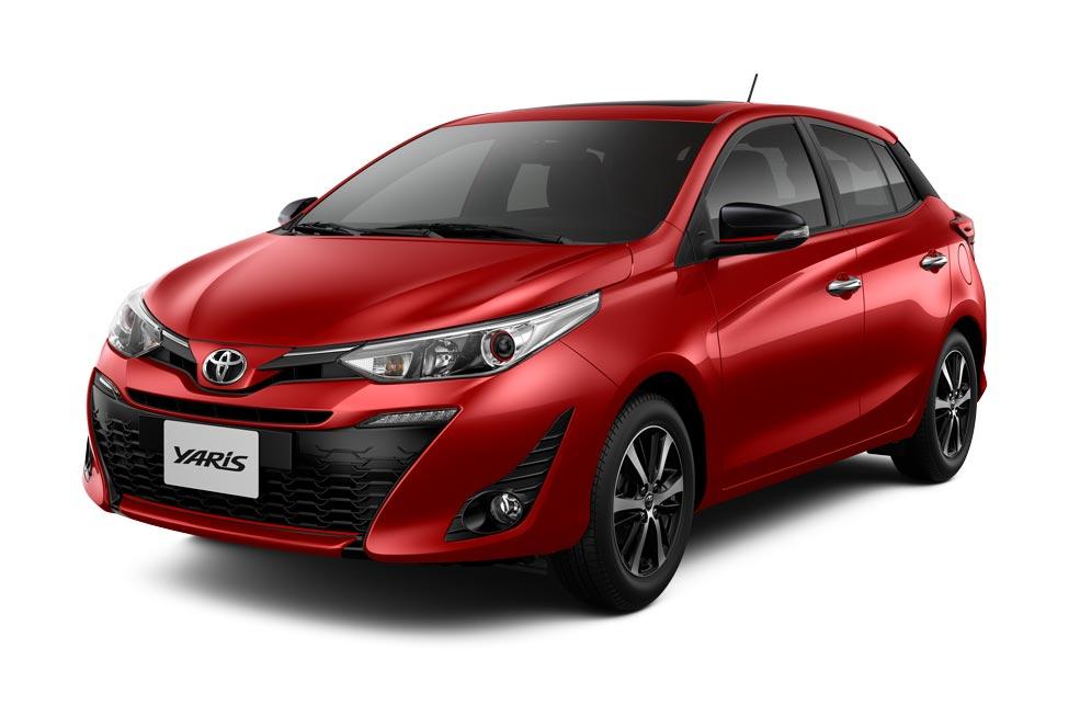 Toyota Yaris: más versiones y conectividad