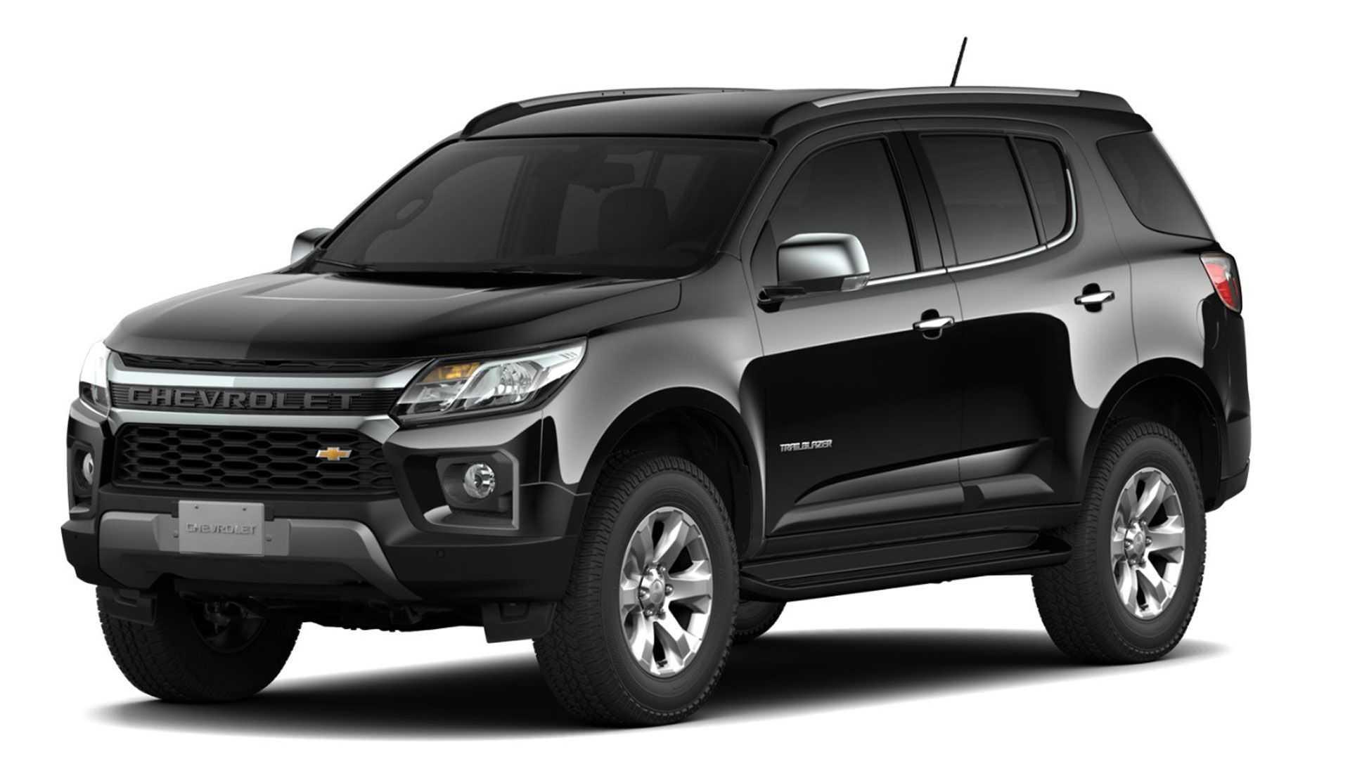 Nueva Chevrolet Trailblazer 2021