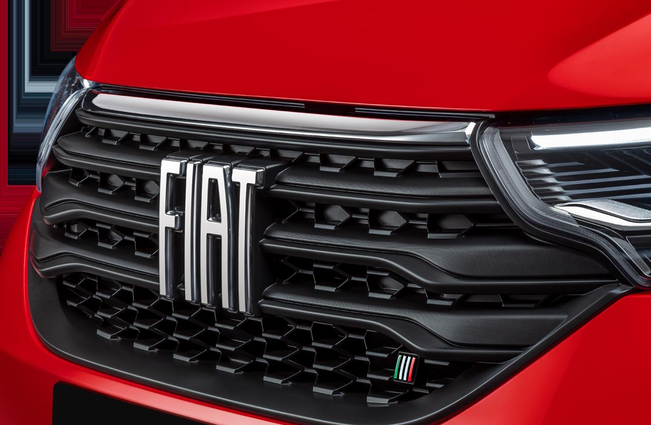 Nuevo logo Fiat