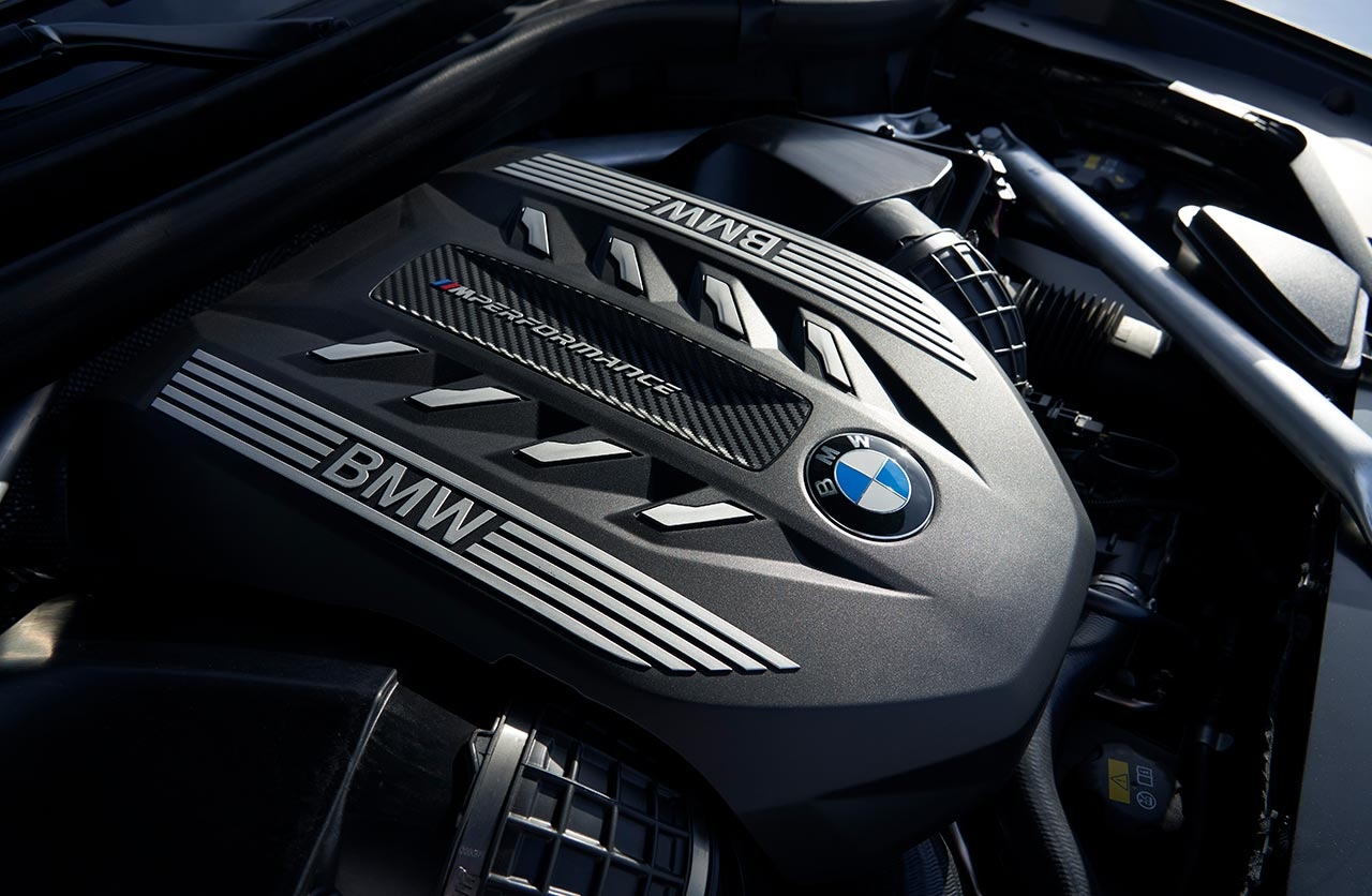 Motor Nuevo BMW X6 2020