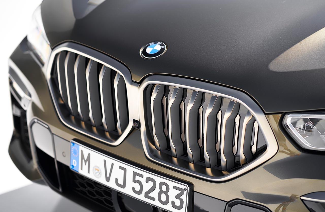 Parrilla Nuevo BMW X6