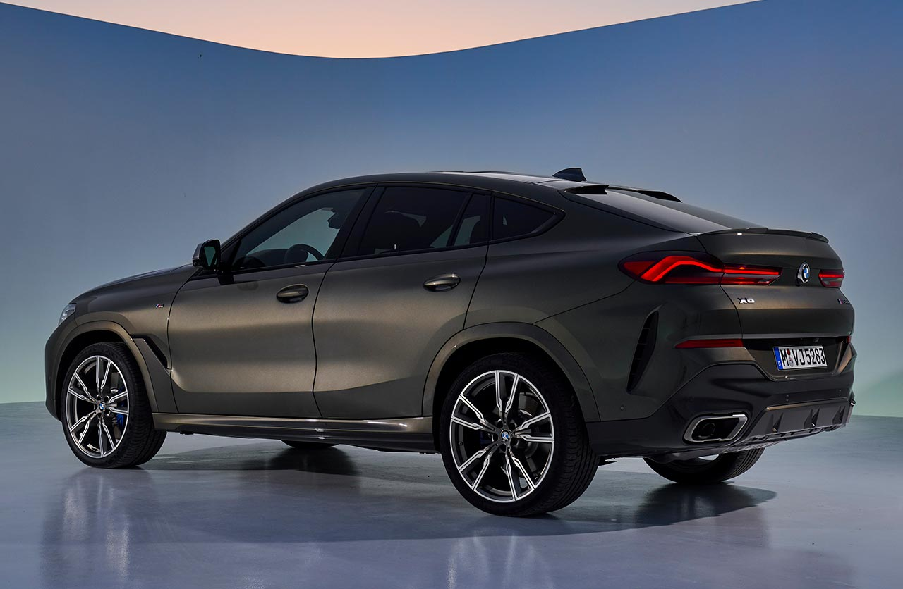 Nuevo BMW X6