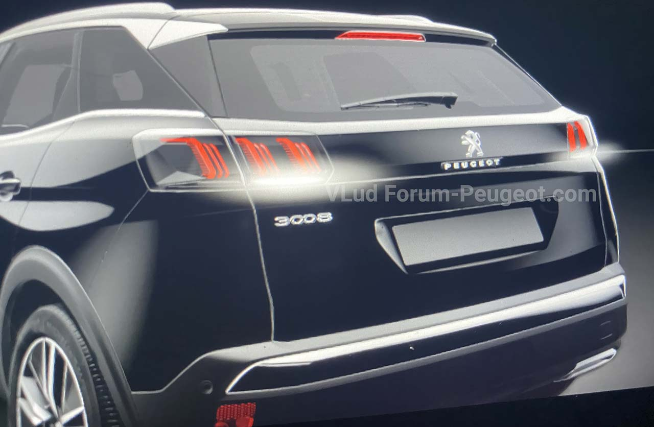 Nuevo Peugeot 3008 restyling (2020)