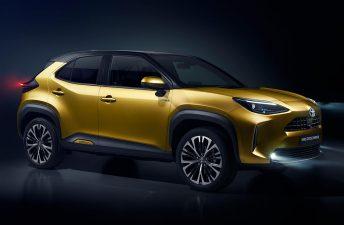 Toyota Yaris Cross, también regional
