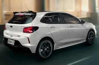 Se viene el Chevrolet Onix RS