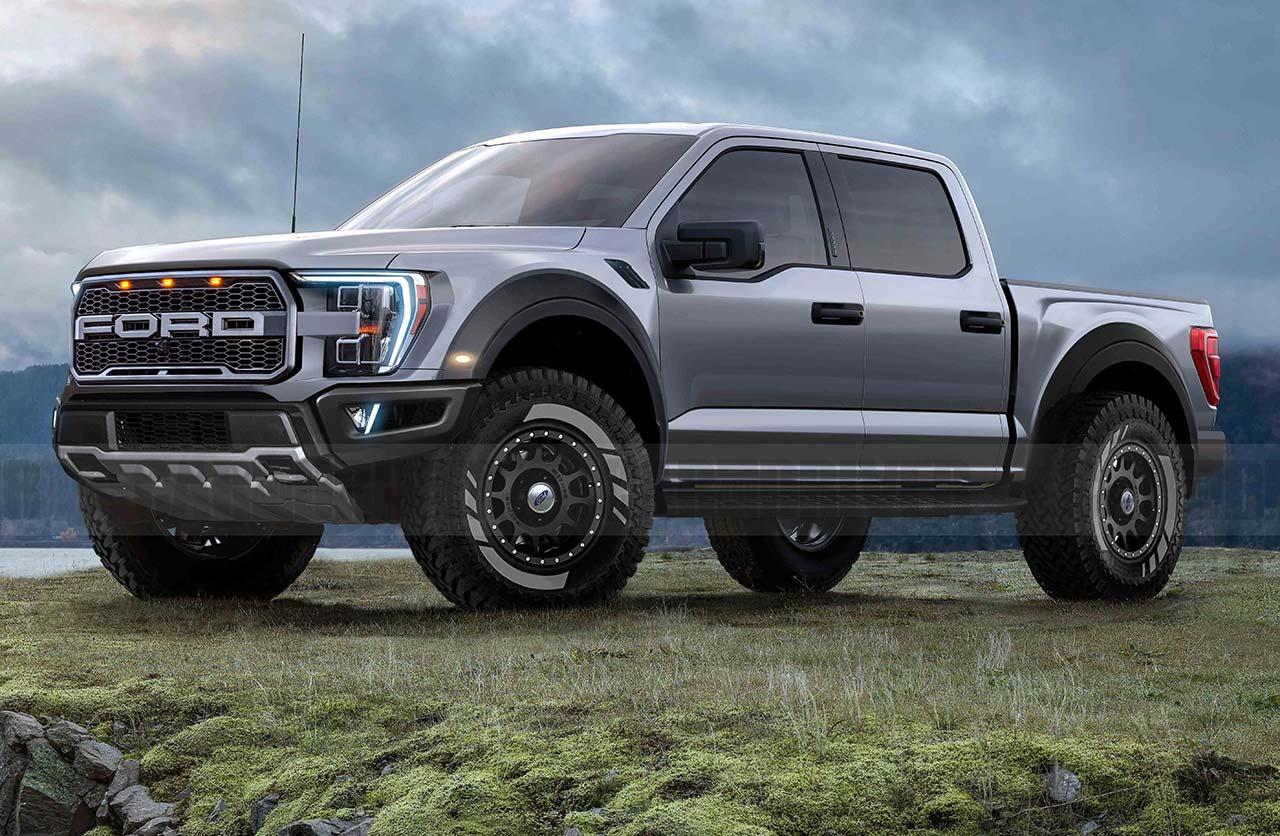 Ford prepara la nueva F-150 Raptor