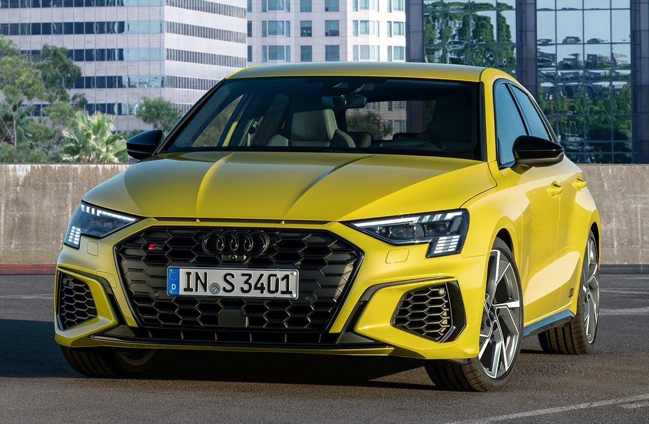 Nuevo Audi S3 Sportback 2021