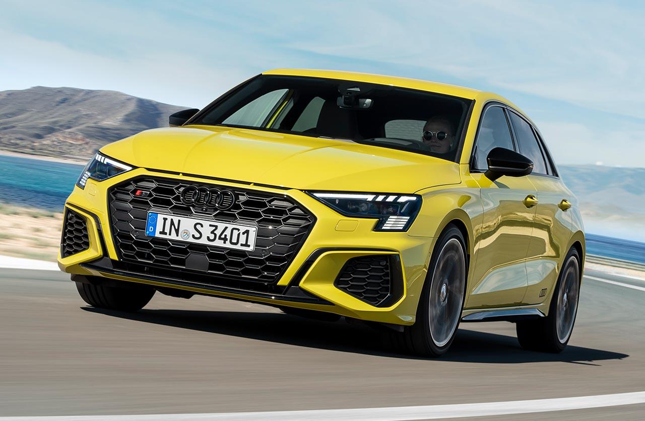 Nuevo Audi S3, con 310 caballos
