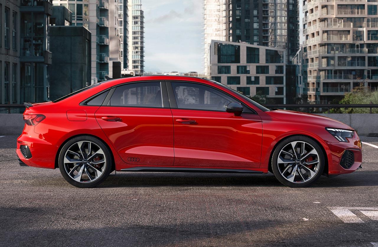 Nuevo Audi S3 Sedán 2021