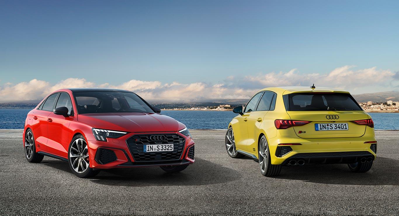 Nuevo Audi S3 Sportback y Sedán
