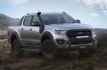 Novedades para la Ford Ranger