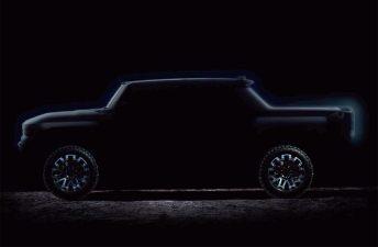 Más sobre la nueva pick up de Hummer
