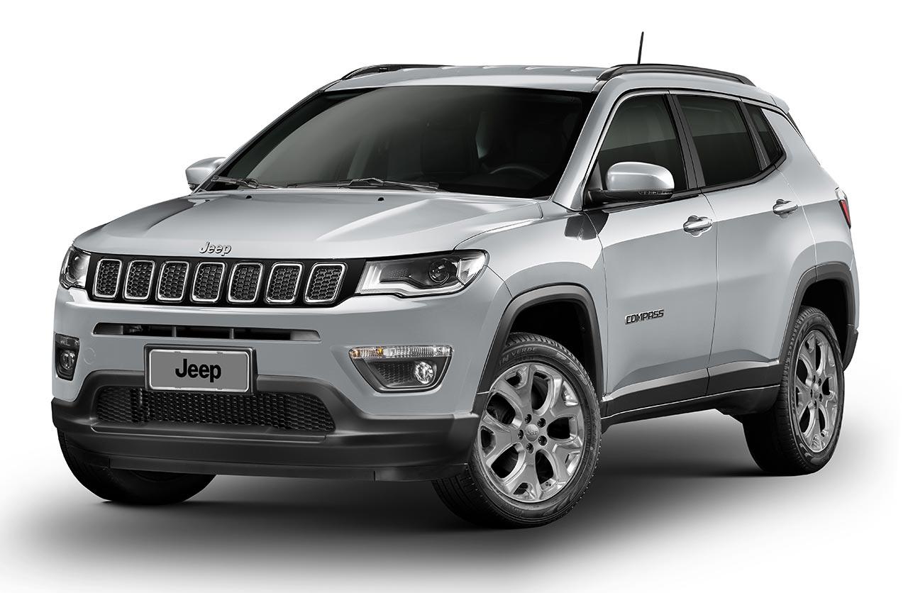 Jeep Compass 2021 (Longitude)