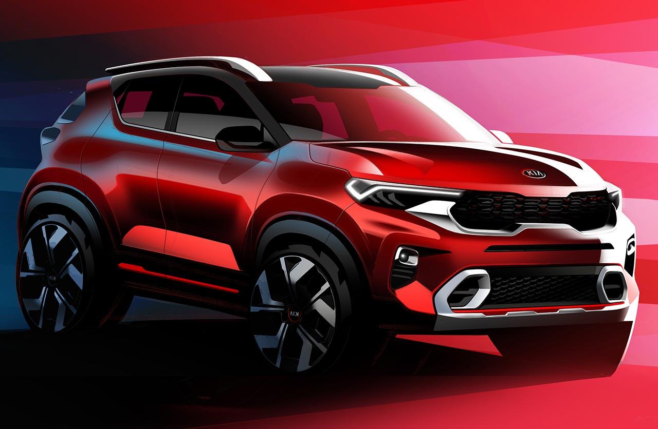 Nuevo SUV: Kia anticipa el Sonet