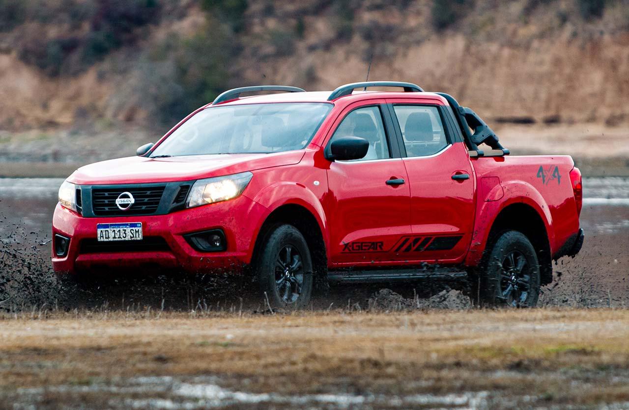 Nissan Frontier X-Gear 2021