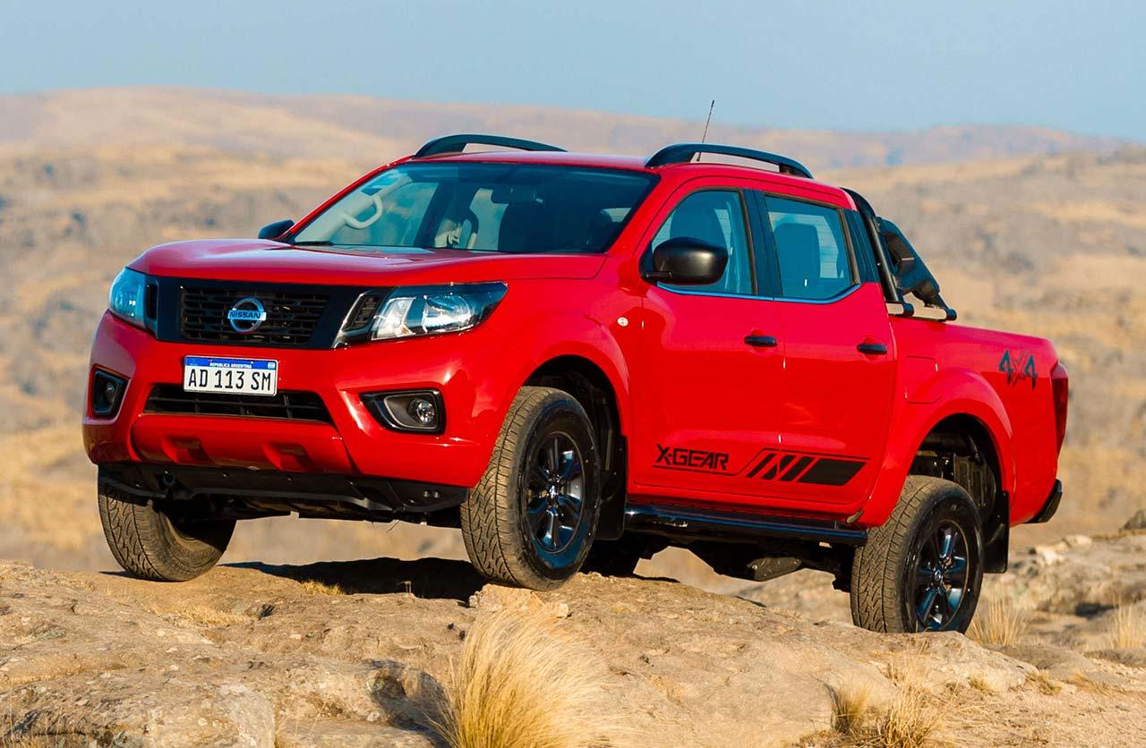 X-Gear: Nissan lanzó una nueva Frontier
