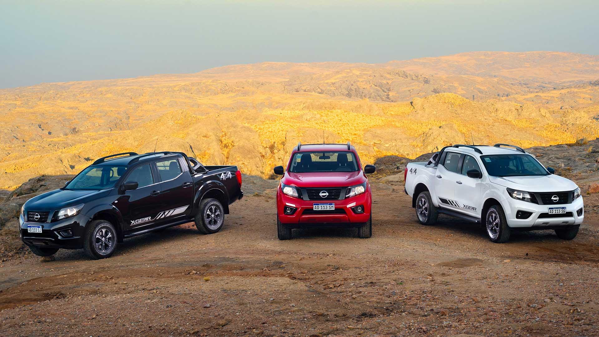 Nueva Nissan Frontier X-Gear