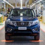 Nissan Argentina invertirá 130 millones dólares en la línea de producción de Frontier