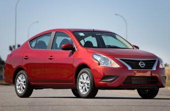 Nissan Versa V-Drive: nueva etapa