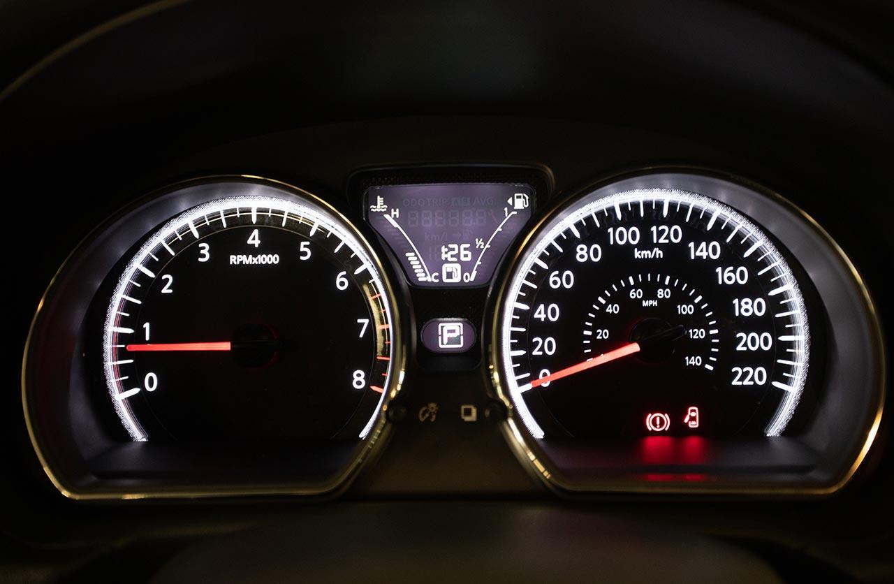 Tablero Nissan Versa V-Drive