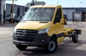 Mercedes-Benz vuelve a exportar la Sprinter a Estados Unidos