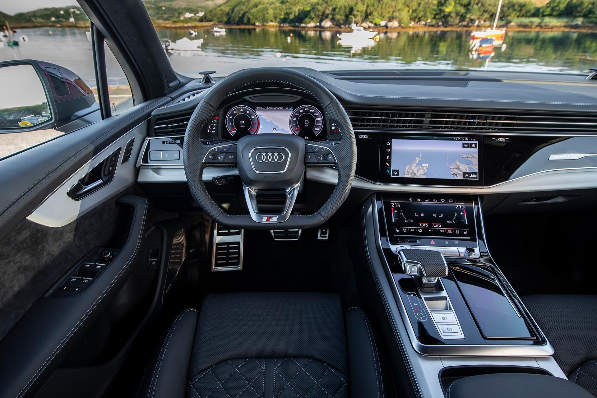 Audi Lanzo El Nuevo Q7 En Argentina Mega Autos