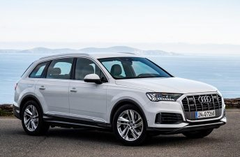 Audi lanzó el nuevo Q7 en Argentina