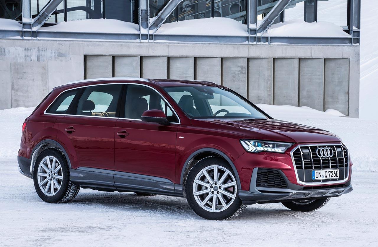 Nuevo Audi Q7 2020