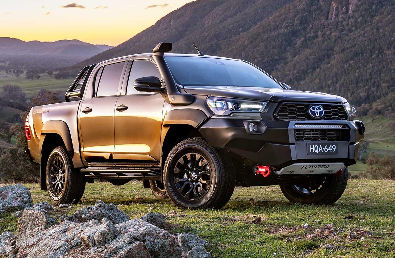 Toyota Hilux, con nueva versión off road