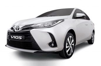 El Toyota Yaris recibió una actualización