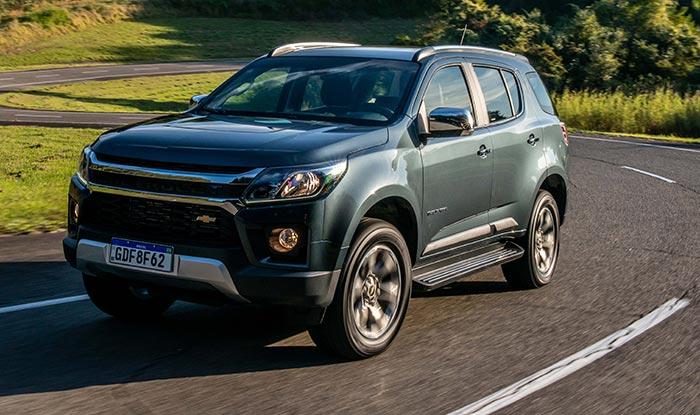 Chevrolet lanzó la Trailblazer 2021 en el país
