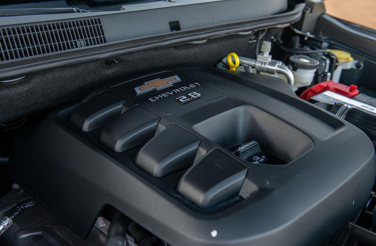 Motor Chevrolet Trailblazer 2021