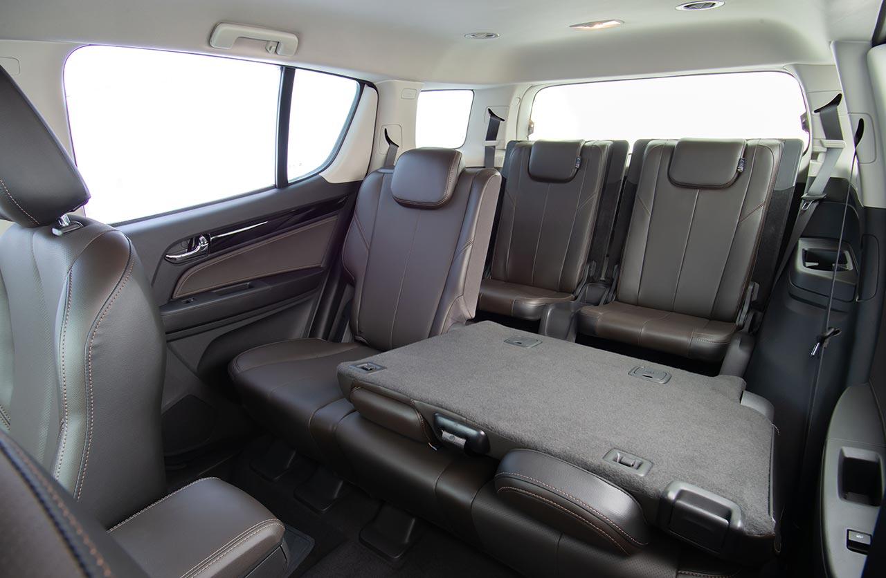 Siete plazas Chevrolet Trailblazer 2021