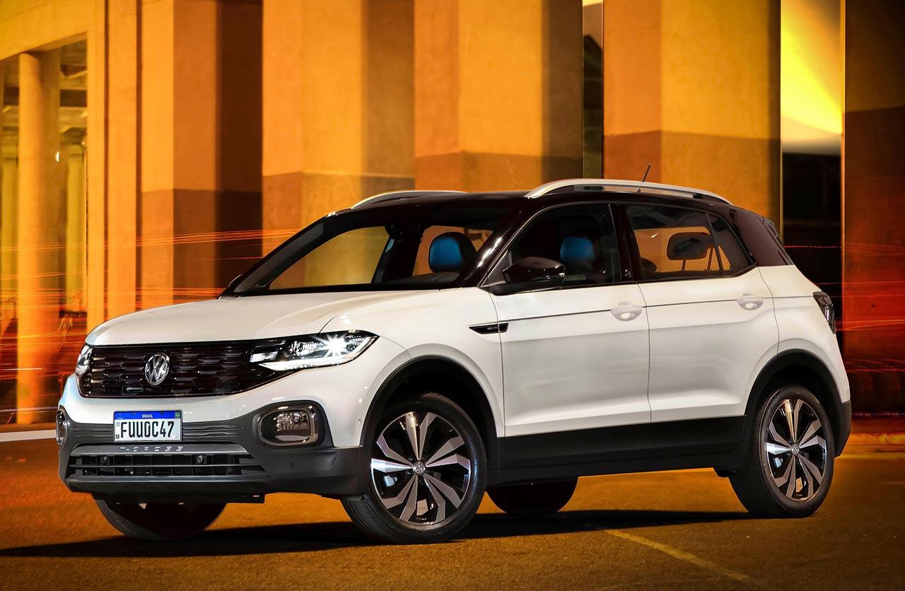 Volkswagen T-Cross 2021: qué hay de nuevo