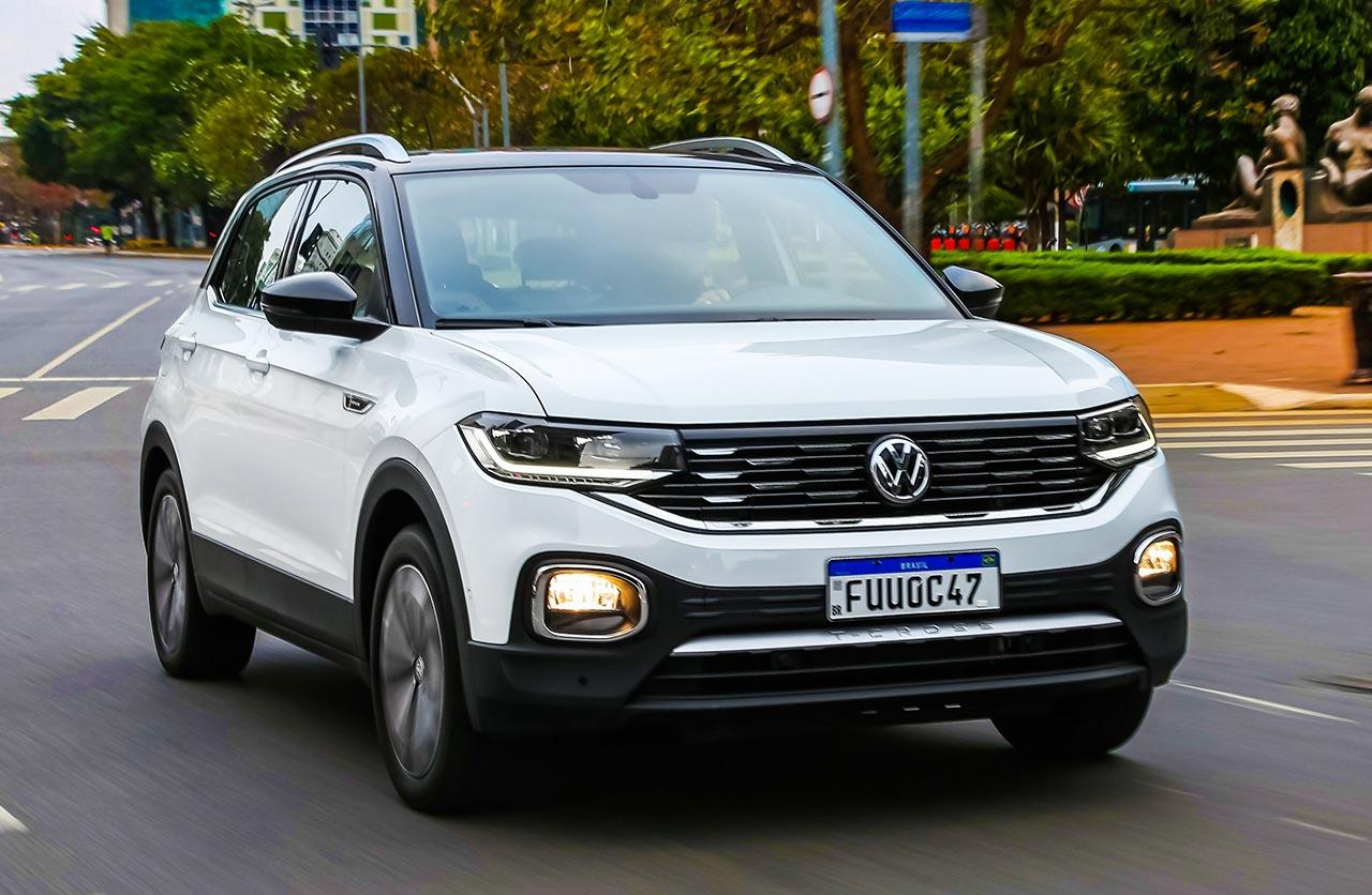 Nuevo Volkswagen T-Cross 2021